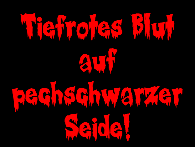 Tiefrotes Blut